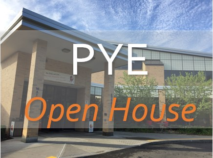 PYE Open House Featured Photo