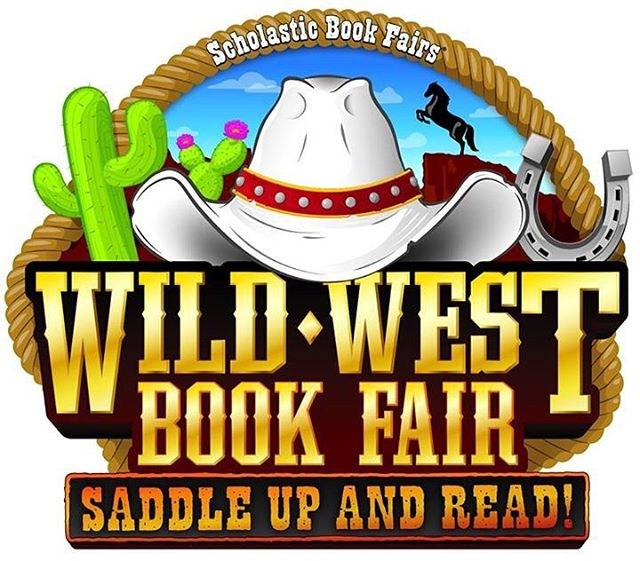 Wild West Book Fair logo
