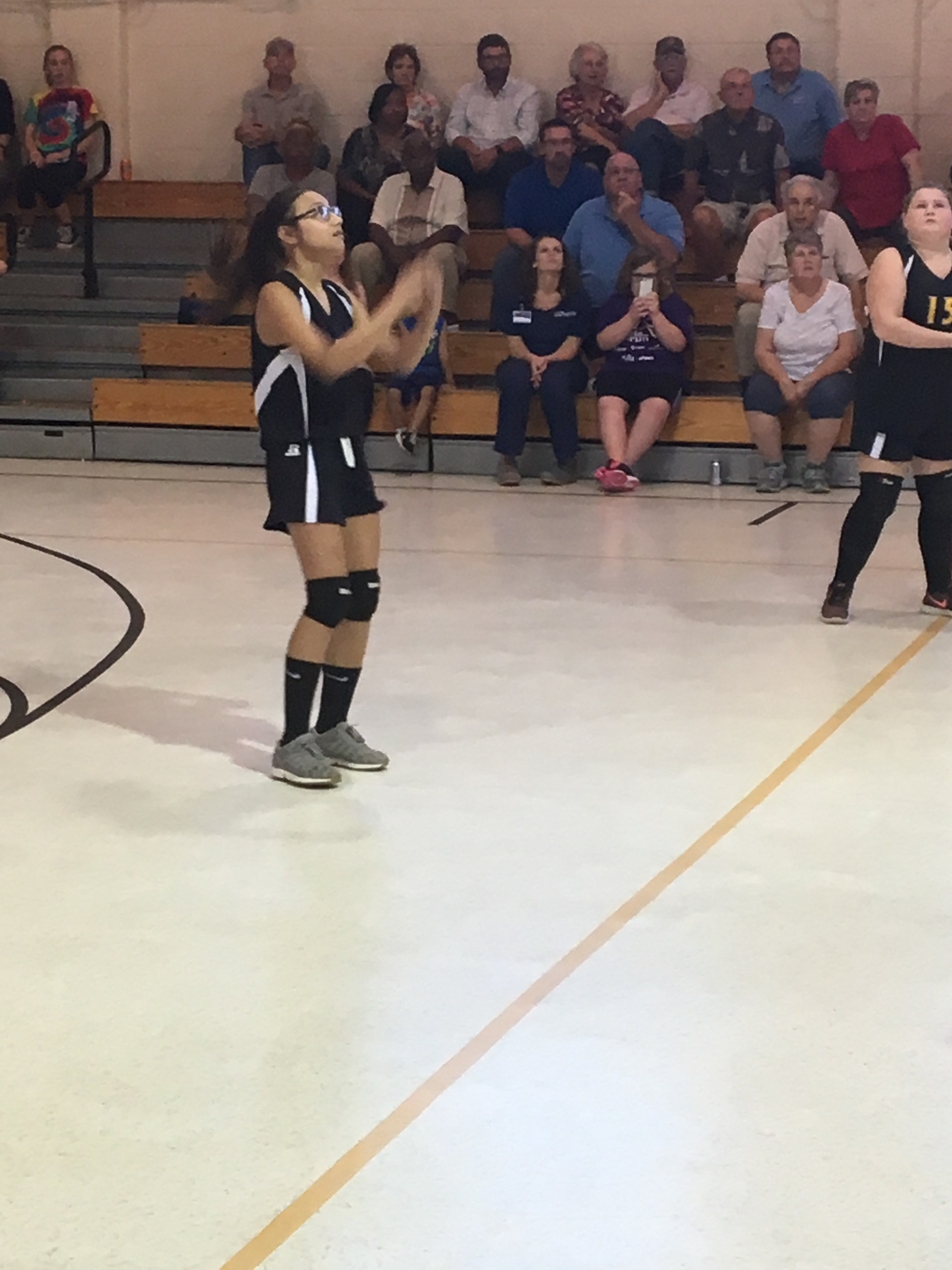 volleyball vs HJ