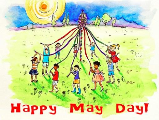 May Day Celebration Thumbnail Image