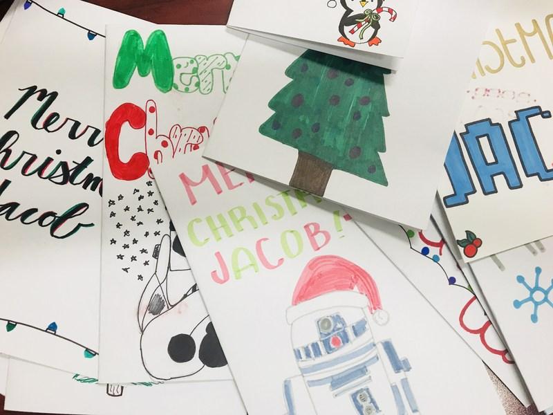 An Early Christmas for Jacob Thumbnail Image