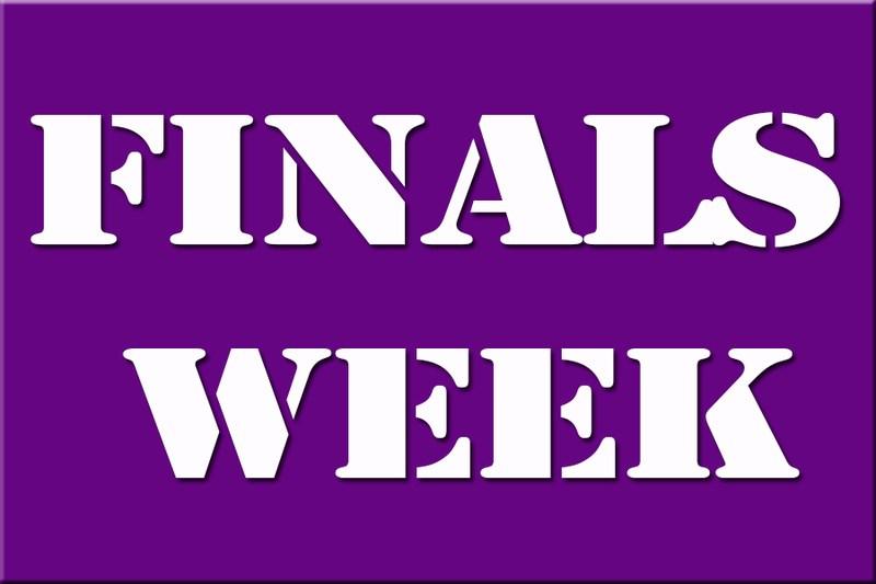 FINALS WEEK Thumbnail Image