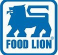 This is a picture of a Food Lion logo.