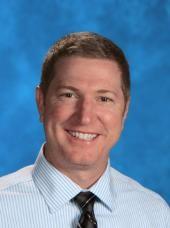 Leffingwell Principal, Dr. Scott Blackwell