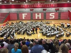 6th Grade Beginning Band Arts Fair