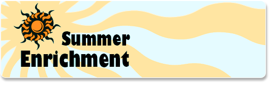 Summer Enrichment Opportunities Thumbnail Image