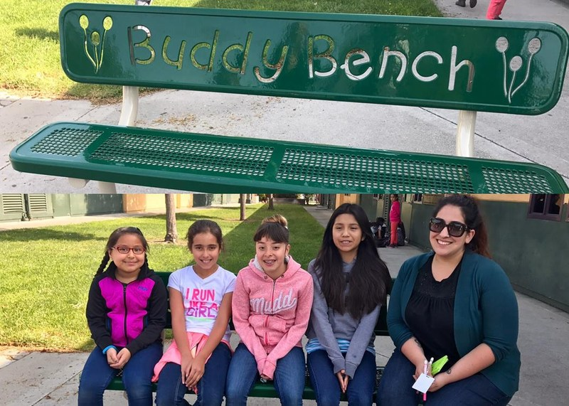Anderson & Baker Install Buddy Bench on Playgrounds Thumbnail Image