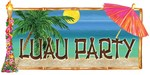 Luau Party Image
