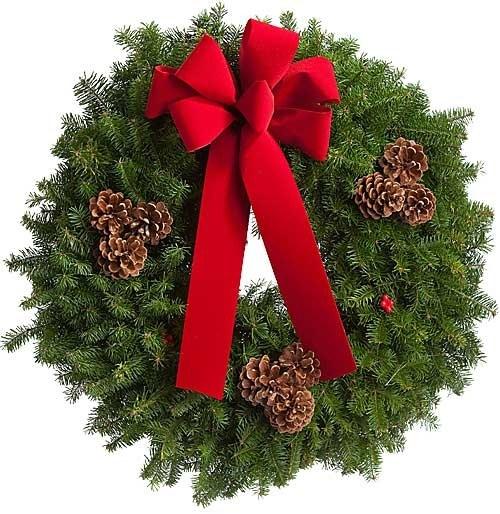 Christmas Wreath Sale Thumbnail Image