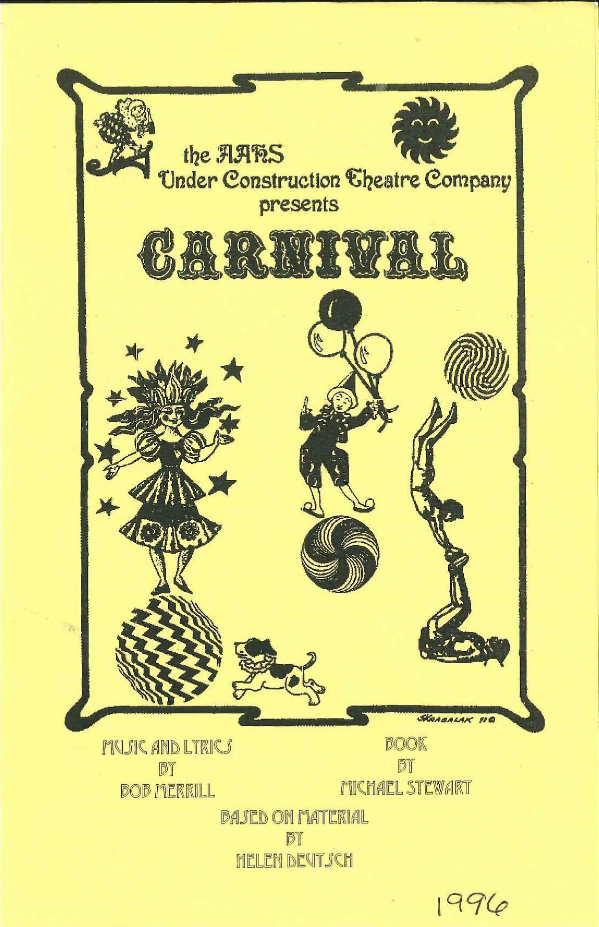 Carnival Program
