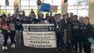 BHS returns to Bakersfield as National Champions!