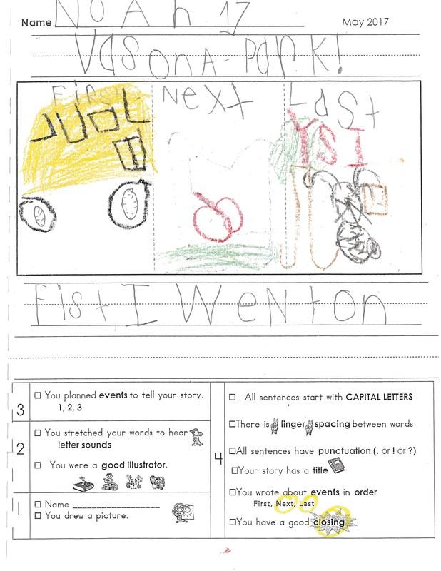 Kindergarten Explores Vasona Park Thumbnail Image