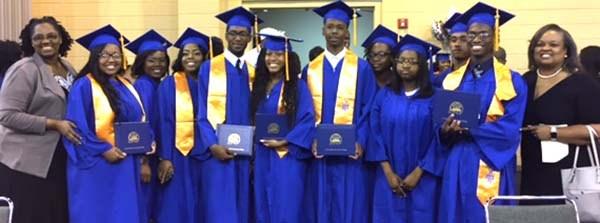 Natchez Early College 2018 Graduates Thumbnail Image