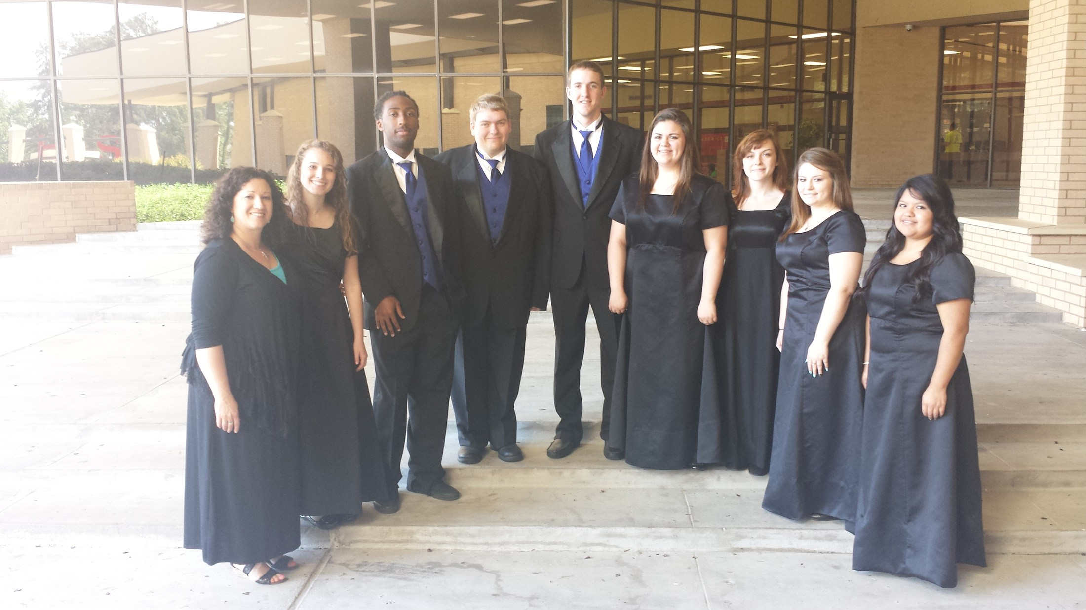 UIL Concert and Sight Reading- Senior members