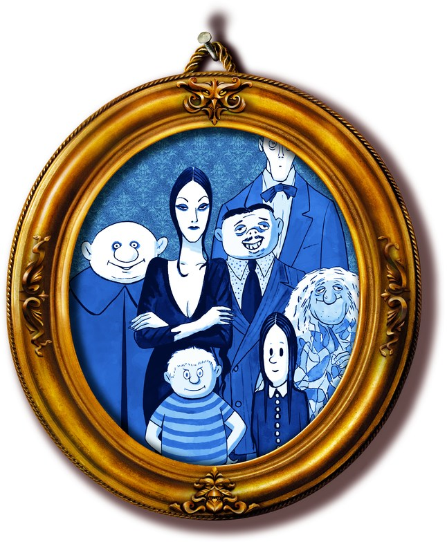 Tickets Now Available for Winter Musical: The Addams Family Featured Photo