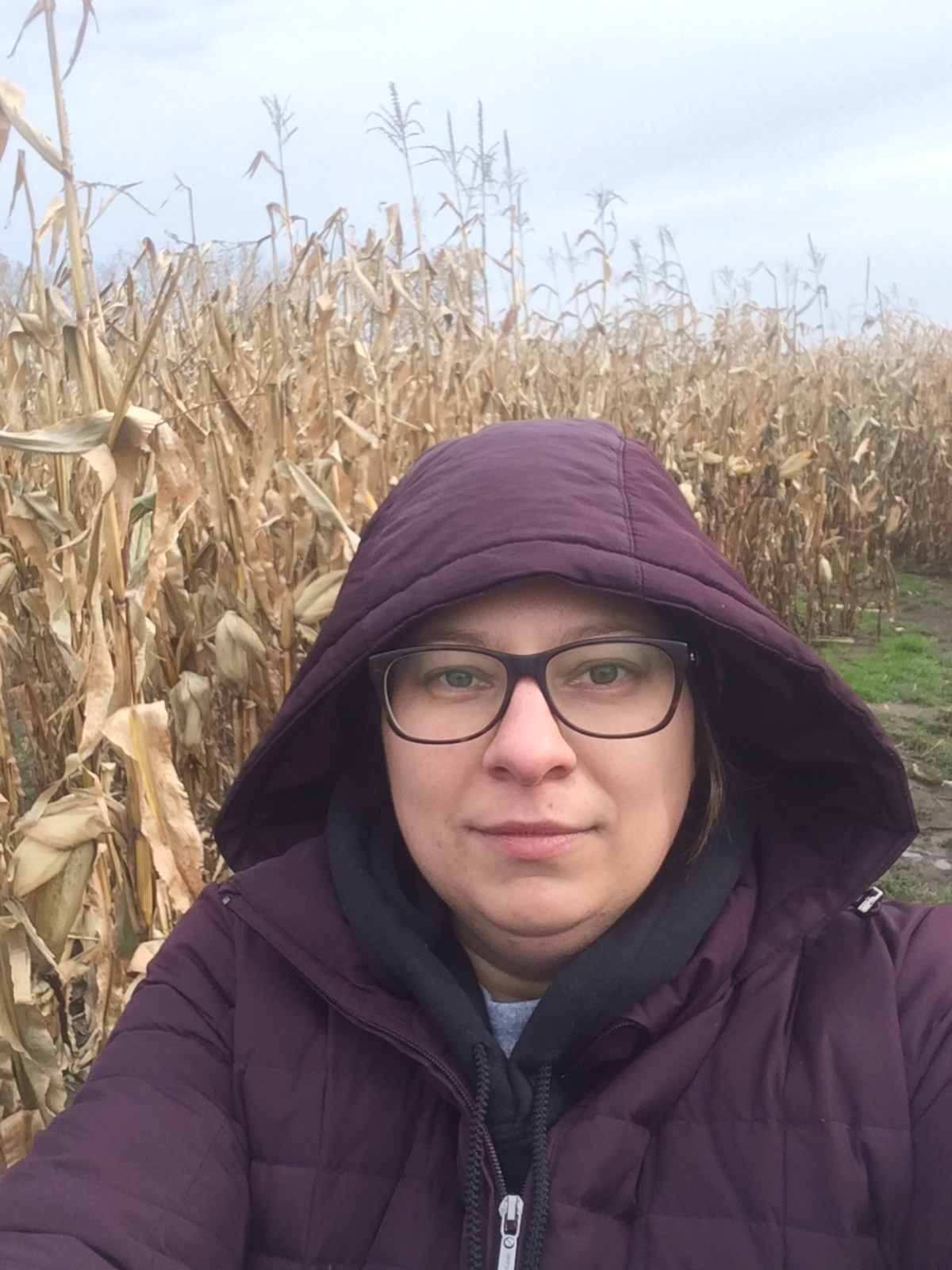 Lost in the Corn Maze...help!