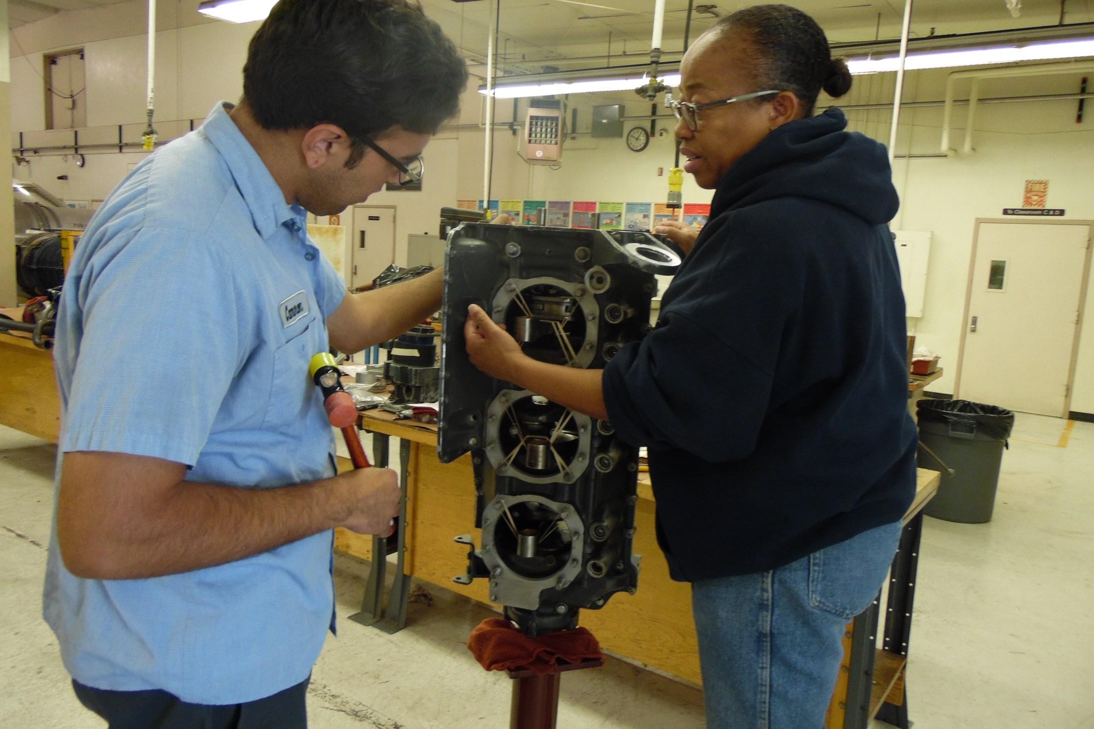 Aircraft Mechanic Program Aviation Center North Valley
