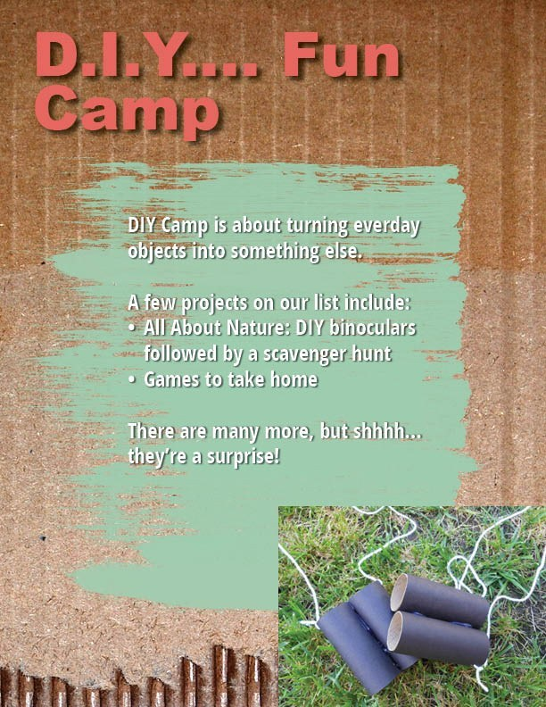 FEATURED CAMPS OF THE WEEK (JUNE 5-9) Thumbnail Image
