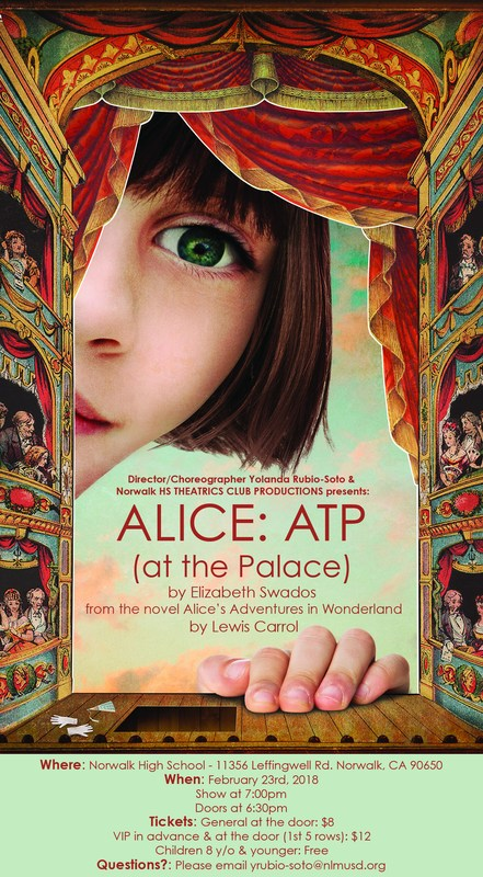 Alice at the Palace Featured Photo