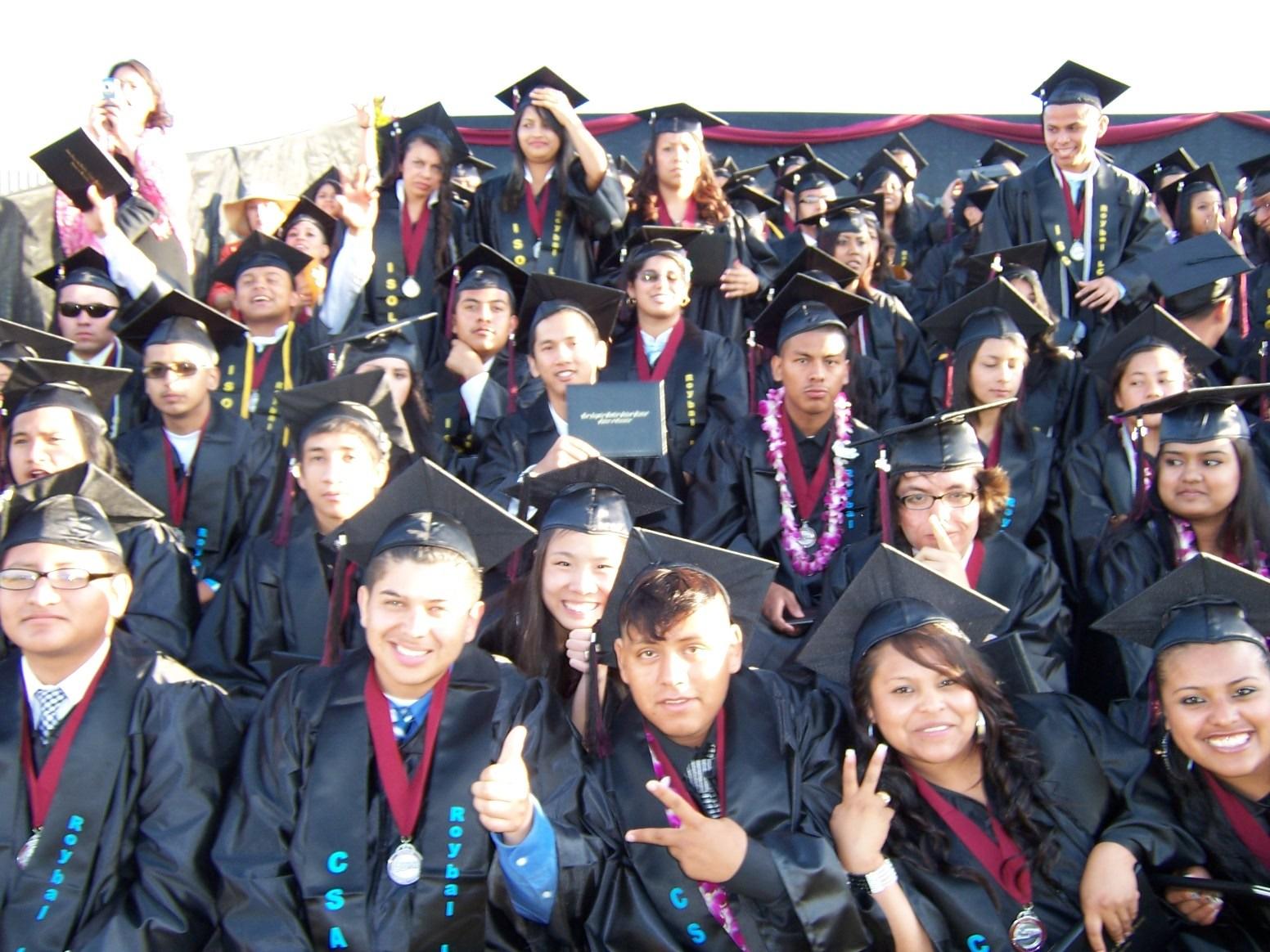 CSA Graduates