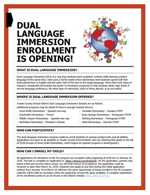 DLI applications being accepted Jan 16th through March 16th 2018.