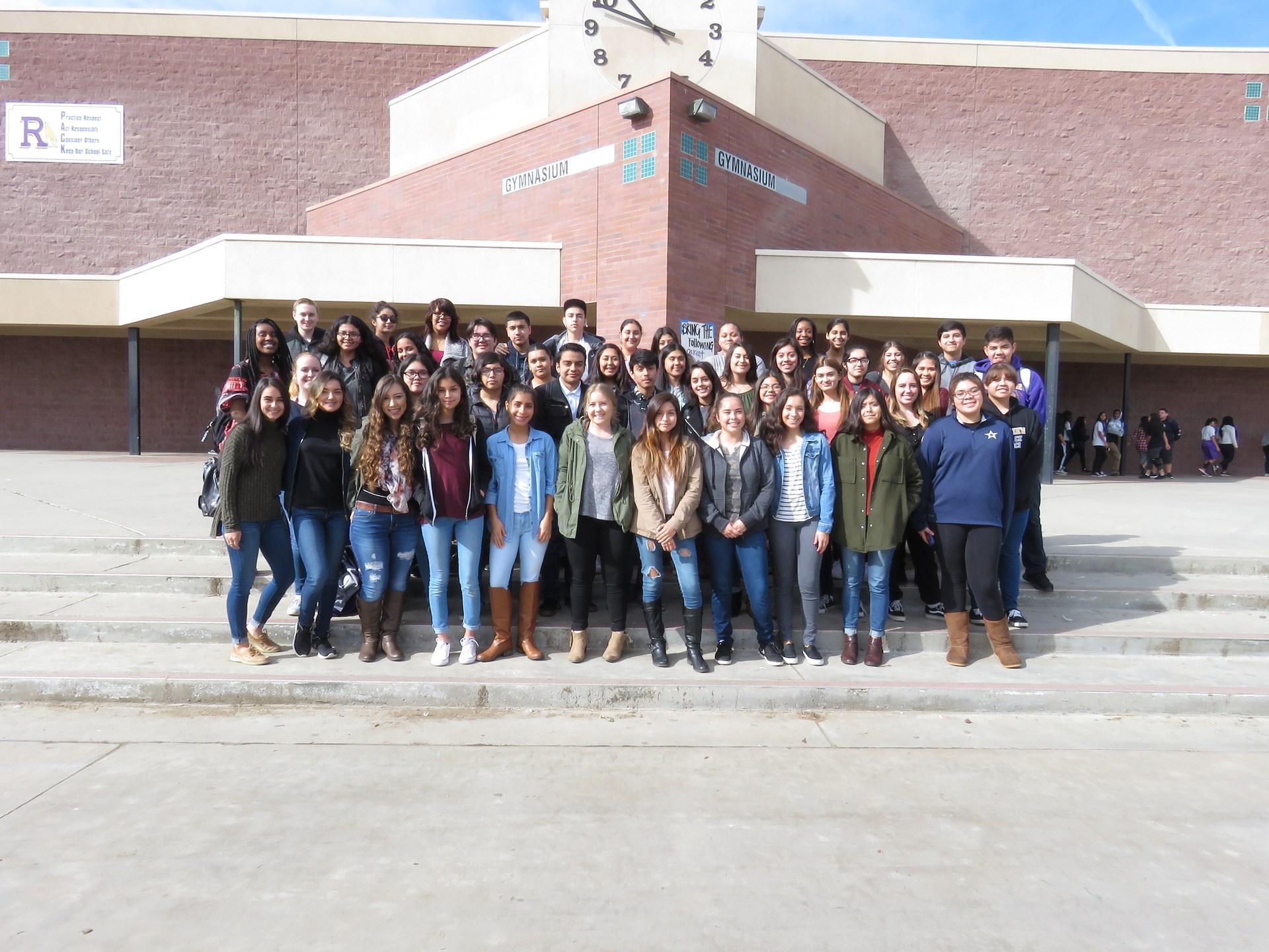 Class of 2018 ITA