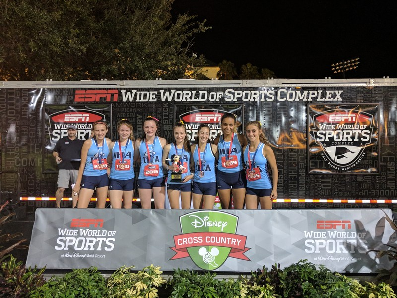 XC Wins First and Third Place at Disney Classic Thumbnail Image