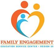 ESC 20 Fam Engagement Logo