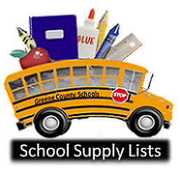 Click here for our supply lists for 2016 - 2017! Thumbnail Image