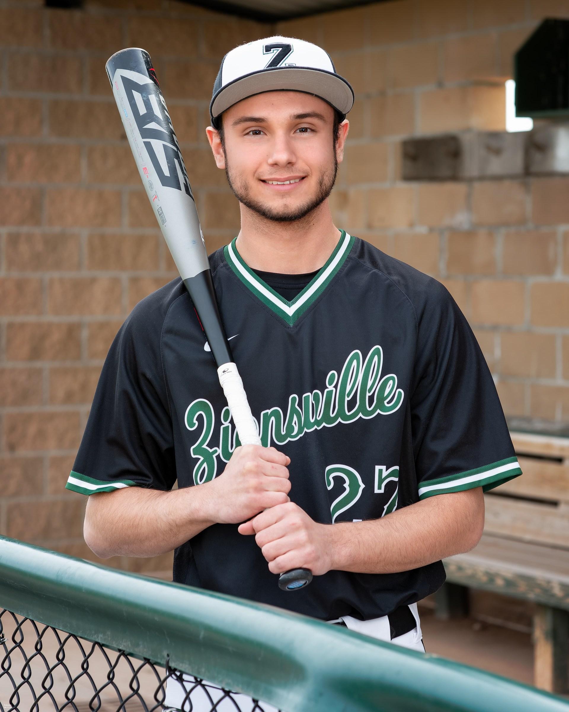 Senior Thomas Thielbar