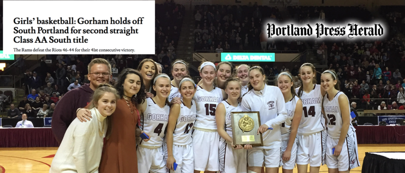 State Championship Game - Go Lady Rams! Thumbnail Image