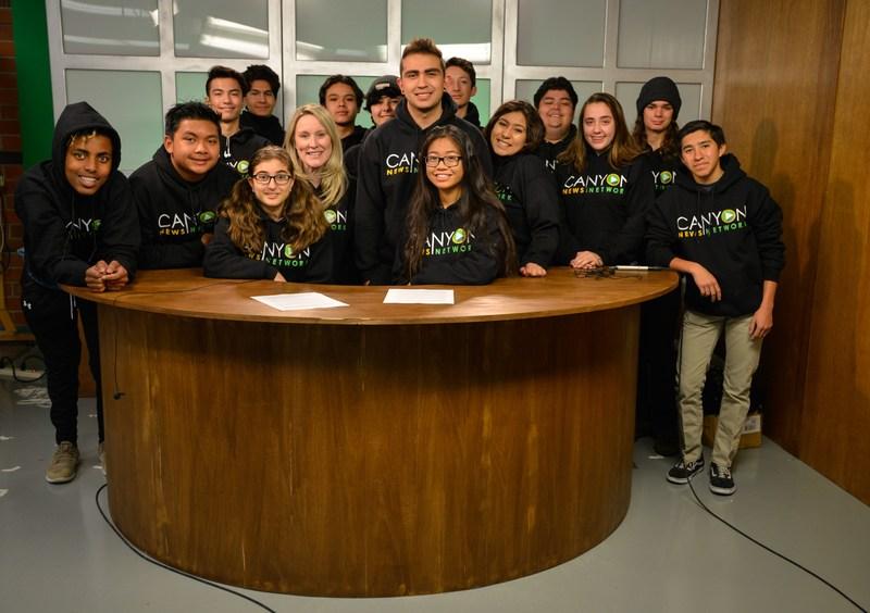 Canyon Network News Mrs. Meschkat