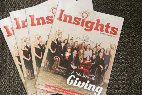 Argyle ISD's Insights Magazine - Winter Issue Is Here! Thumbnail Image