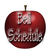 Block Bell Schedule on Thursday, April 26 and Friday, April 27! Thumbnail Image