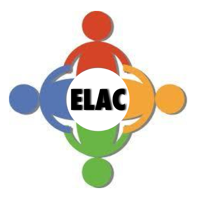 ELAC Logo- English Learner Advisory comittee