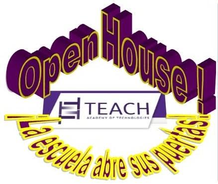 Open House! / ¡La escuela abre sus puertas! Featured Photo