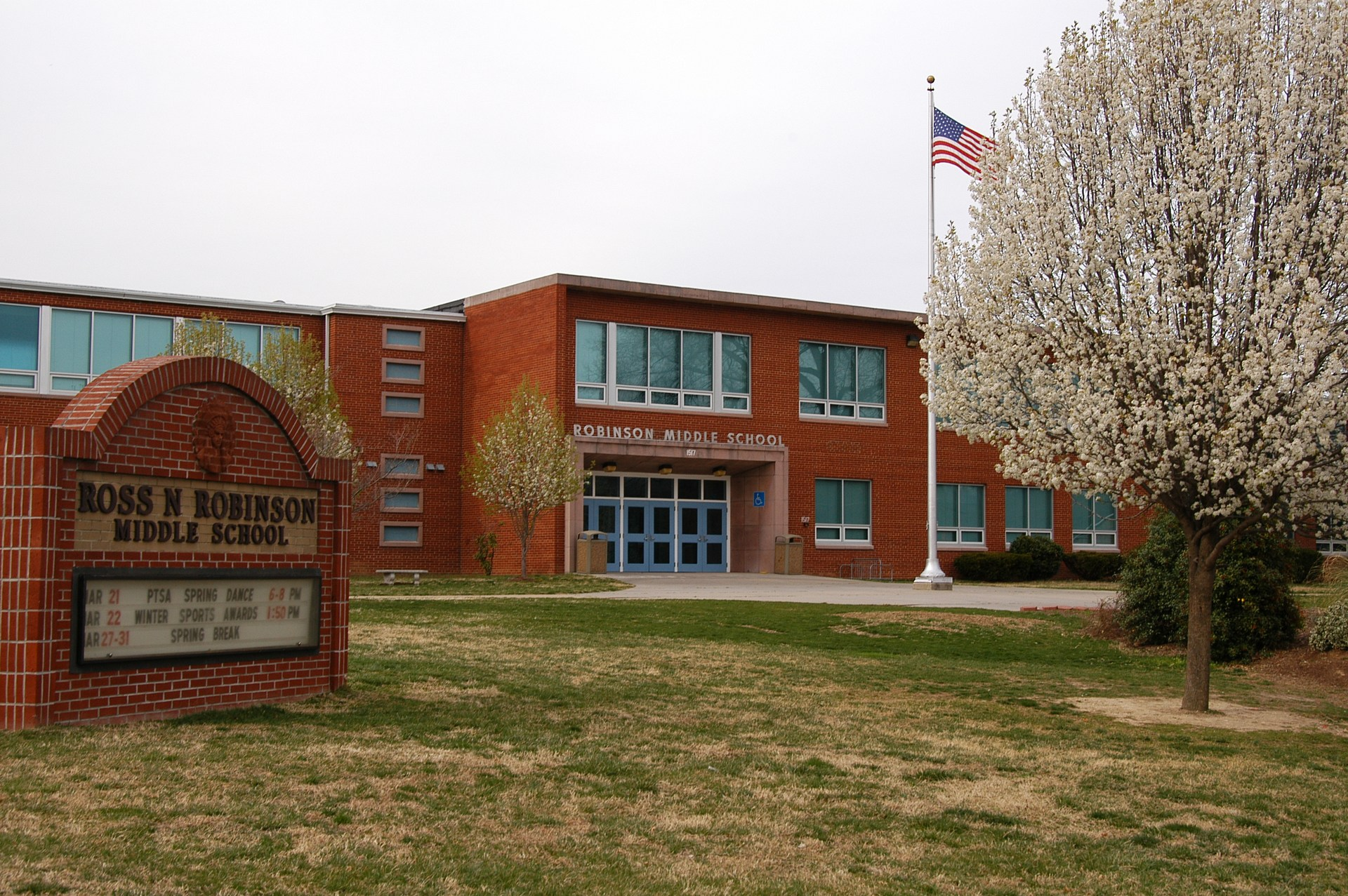 Robinson Middle School