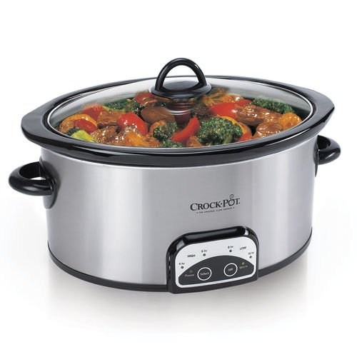 Want to Win A Free Crockpot?  Crockpot Cooking Demonstration! November 3; 9:30am in Room 75 Thumbnail Image