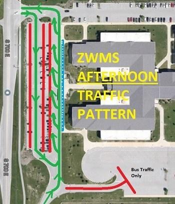 ZWMS Traffic Pattern