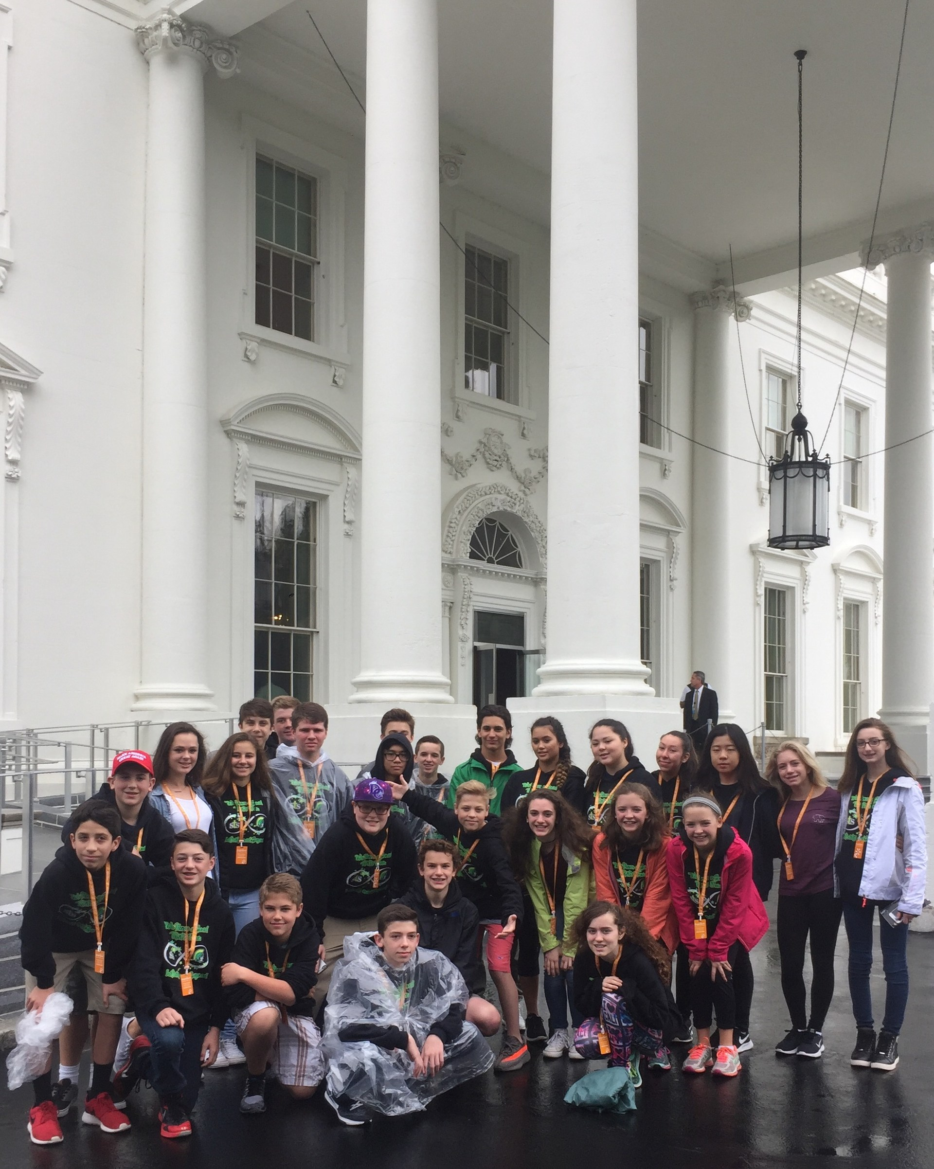 Class of 2017 Field Trip to White House