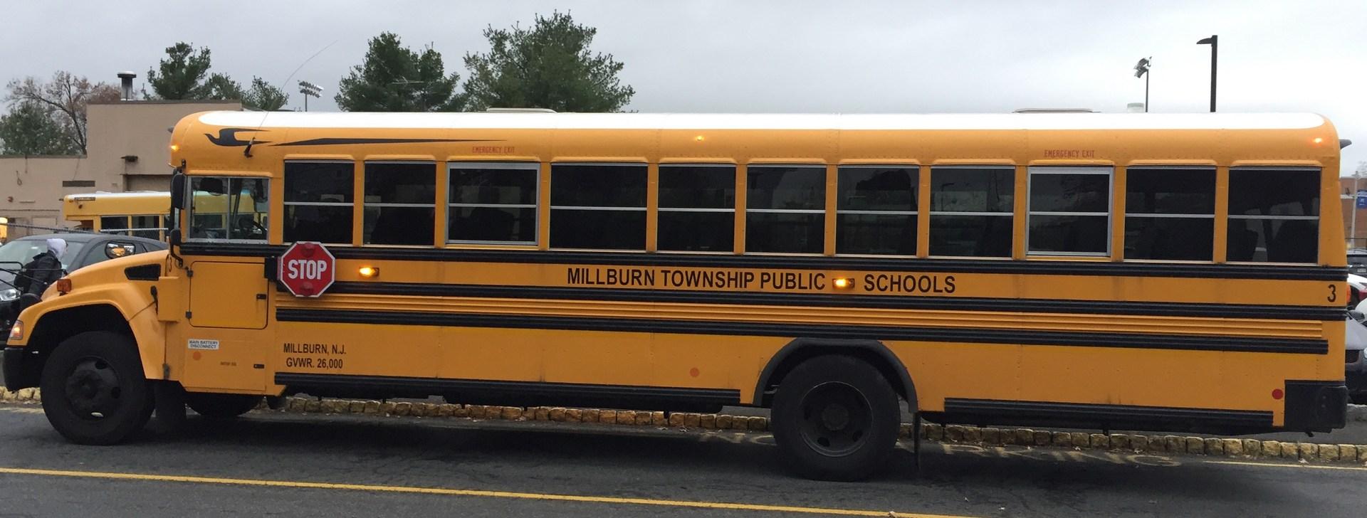 Millburn bus