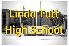 Linda Tutt High School Image and Link To School Web page