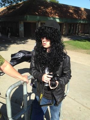 Is this Mr. Lauchli or Slash?