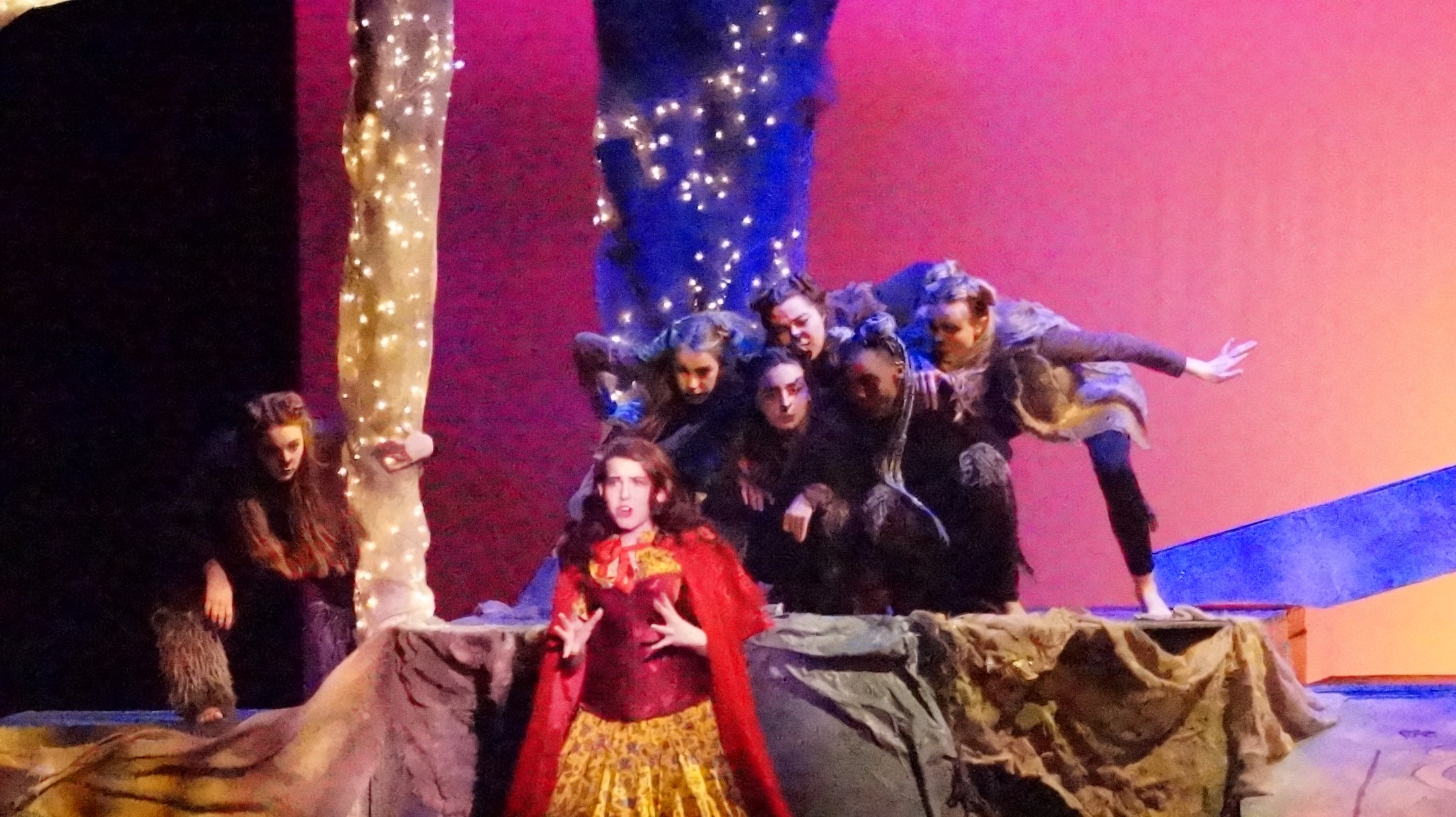 Into the Woods 2017