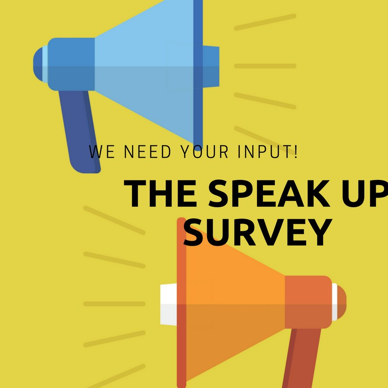 Speak Up Survey Thumbnail Image