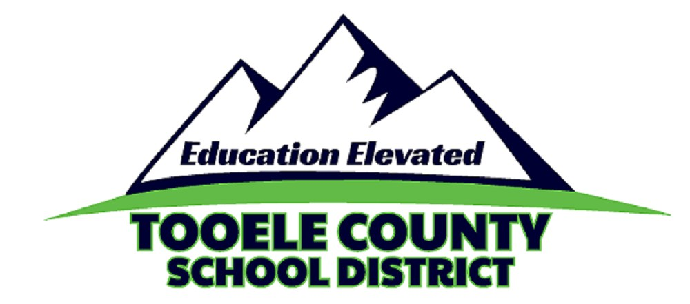 Tooele County School District logo