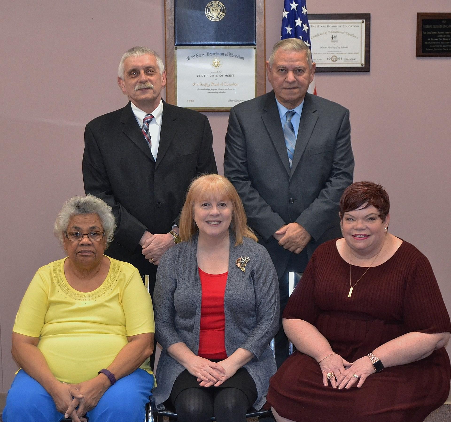 Mt. Healthy City Schools Board of Education