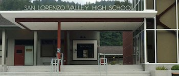 photo of SLV High School front