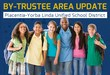 By-trustee area update graphic.