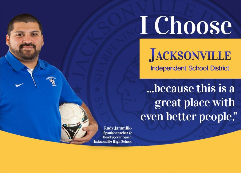 Rudy Jaramillo I Choose Ad